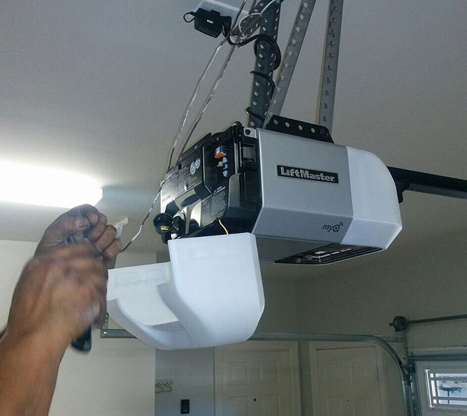 Garage Door Openers Installation Services