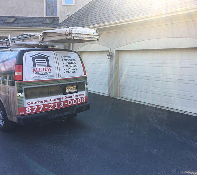 Garage Door Sales & Installation