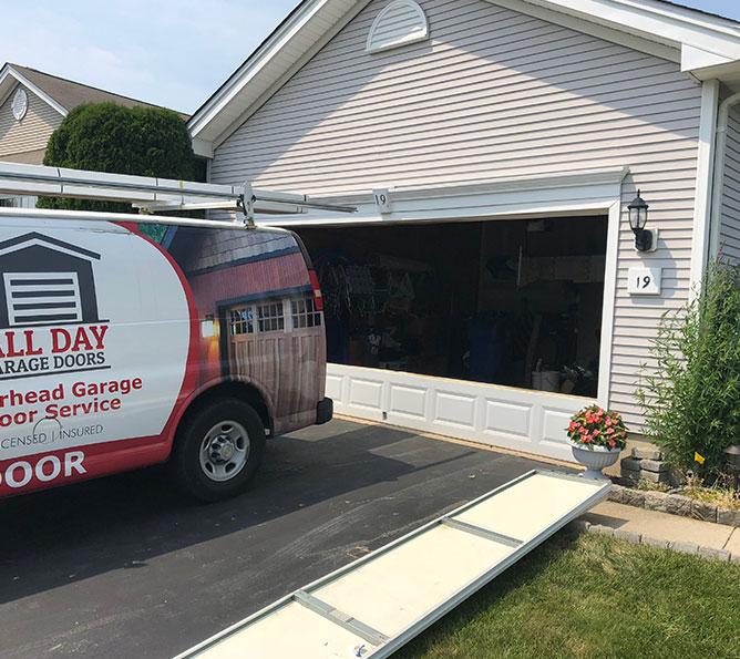 Garage Door Maintenance and Repair Services