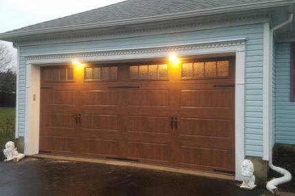 Garage Door Resizing