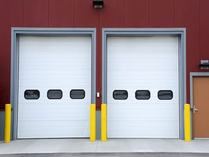 Loading Dock Bay Door Repairs